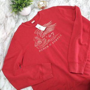 NEW DENIM & SUPPLY RALPH LAUREN sweatshirts sz XXL